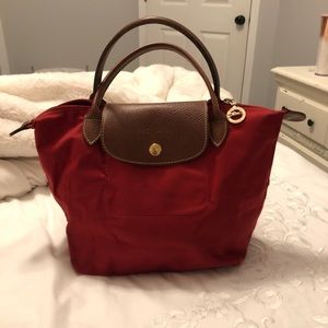 Mini Longchamp Le Pilage